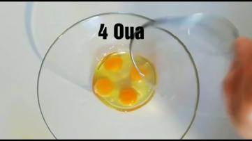 4 oua intregi